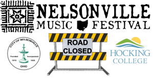 MusicFest Road Closed