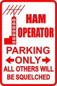 Ham Operator Parking